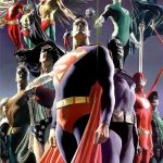 group of superheroes