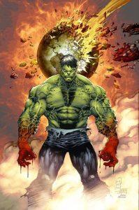 Hulk by Blaz Porenta
