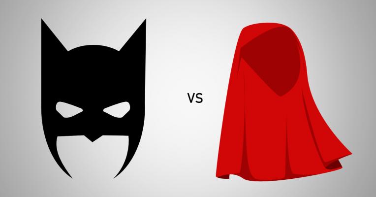 Супермен или Батман–кой е по-добър?