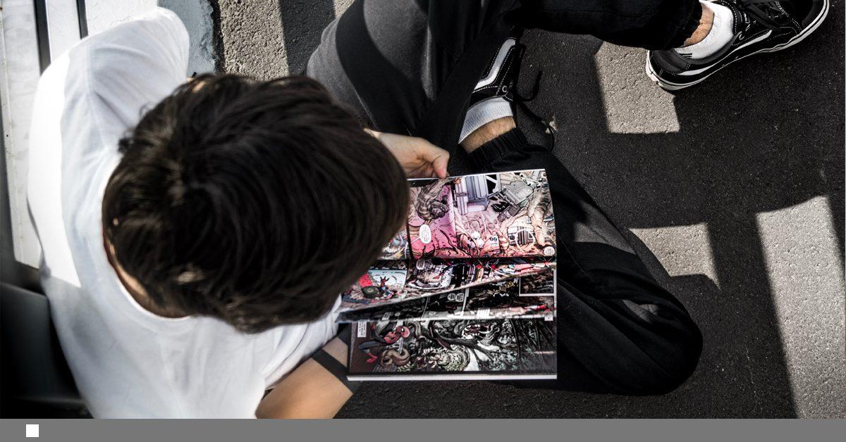 Ползите за децата от четенето на комикси