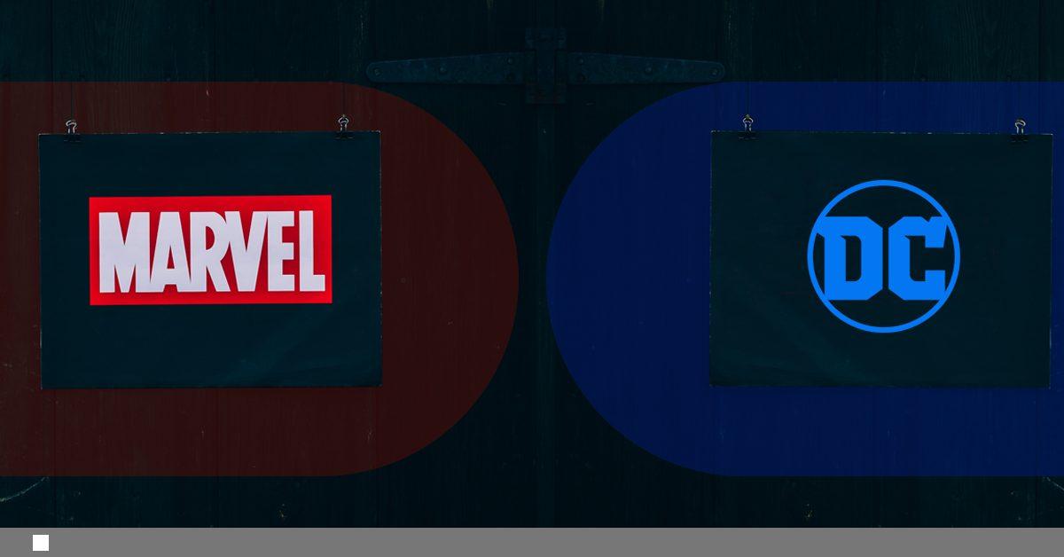 Marvel срещу DC Comics: Каква е разликата?