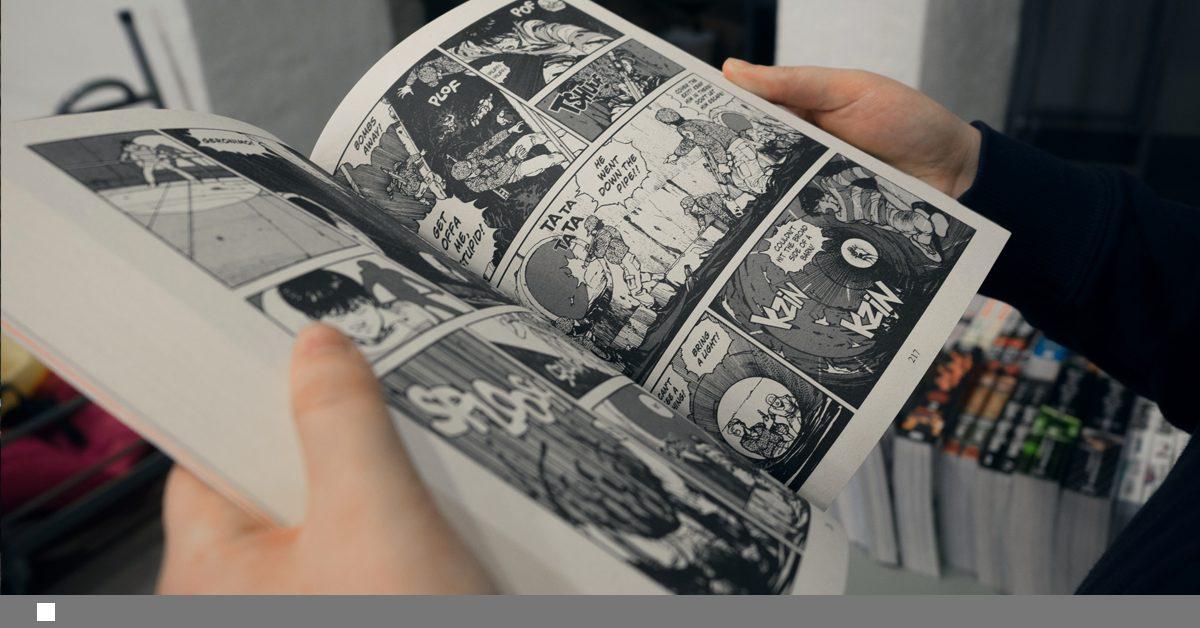 5 причини да започнем да четем комикси