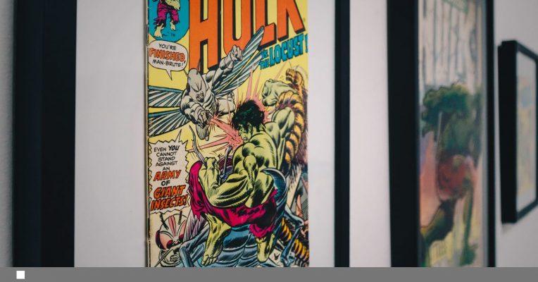 Историята на комиксите през десетилетията