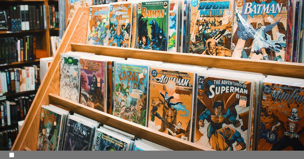 Топ 10 супергерои на всички времена